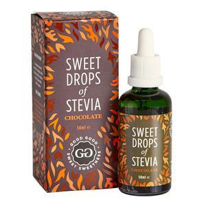 Good Good Sweet Sweetness Good Good Sweet Drops Of Stevia Chokolade