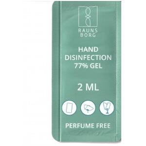 Raunsborg Easy Snaps håndsprit - 2 ml.