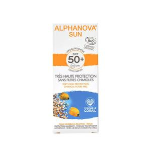Alphanova Sun SPF 50+, sensitiv hud - 50 ml