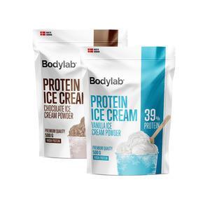 Billede af Bodylab Protein ice flere smage - 500 g