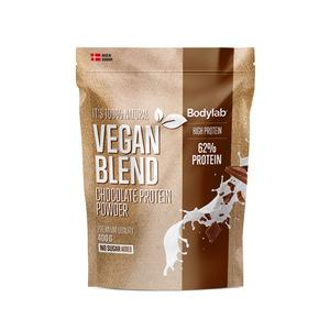 Billede af Bodylab vegan blend protein - 400 g