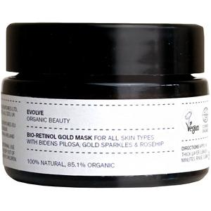 Evolve Bio-Retinol Gold Mask - 30 ml