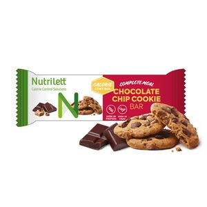 Nutrilett Bar Chokolate Chip Cookie - 1 stk