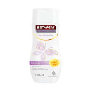 Betafem Feminine Wash - 250 ml