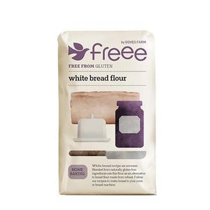 Doves Farm Organic Hvid Brødmix Glutenfri