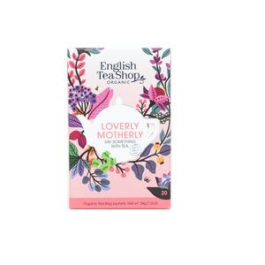 English Tea Shop Loverly Motherly Ø - 20 breve
