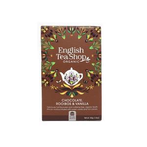 English Tea Shop Chocolate Rooibos & Vanilla Ø