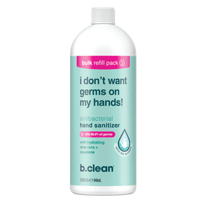 b.clean Håndsprit gel - 946 ml