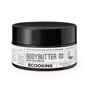 Ecooking Body Butter O3 - 300 ml.