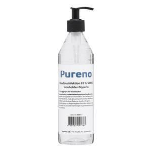 Pureno Håndsprit 85% - 500 ml