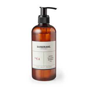 Barberians Gentle Vitalizing Shampoo - 300 ml.