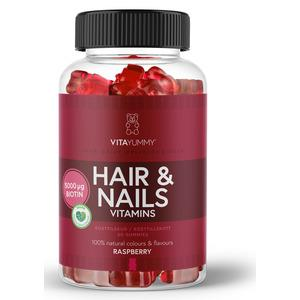 VitaYummy Hair & Nails - 60 stk.