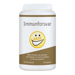 Easis Immunforsvar - 120 kapsler