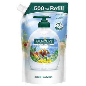 Palmolive Aquarium Doy-pack Håndsæbe  500 ml.