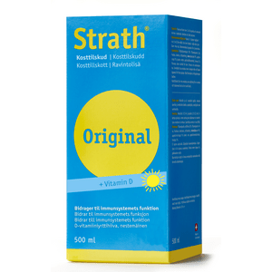 Strath D-vitamin - 500 ml