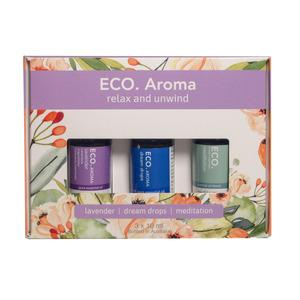 ECO. Relax and Unwind Trio - 3 stk.