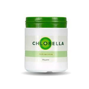 Diverse Algomed Chlorella Pulver