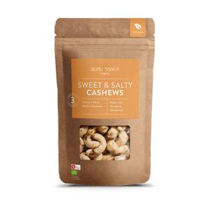 Guru Snack Cashew Sweet & Salty Ø