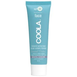 Coola Mineral Face Matte SPF 30 - Unscented - 50 ml